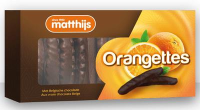 Matthijs Orangettes 200 gram